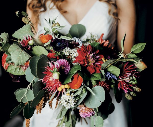 Pick The Right Flowers For Your Seasonal Wedding