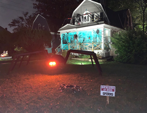 Giel Avenue Haunted House