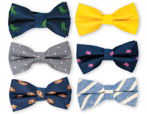 Best Of CLE: Bow Ties With A Purpose