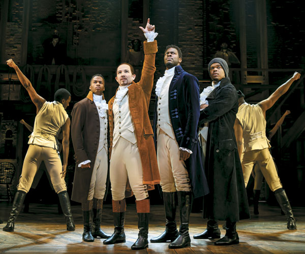 "We Fact-Check ""Hamilton"""