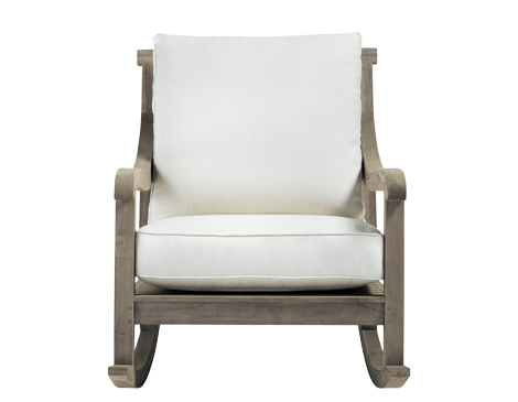 Hamptons Outdoor Rocking Chair