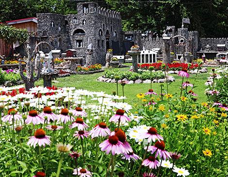 Hartman Rock Garden, Springfield