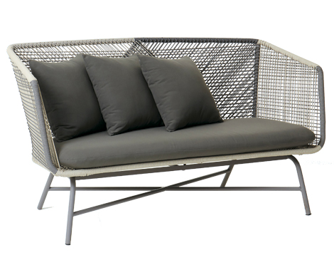 Huron Outdoor Sofa
