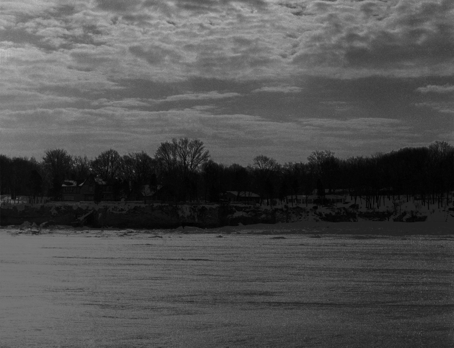 I Walked Across Lake Erie, December 1978