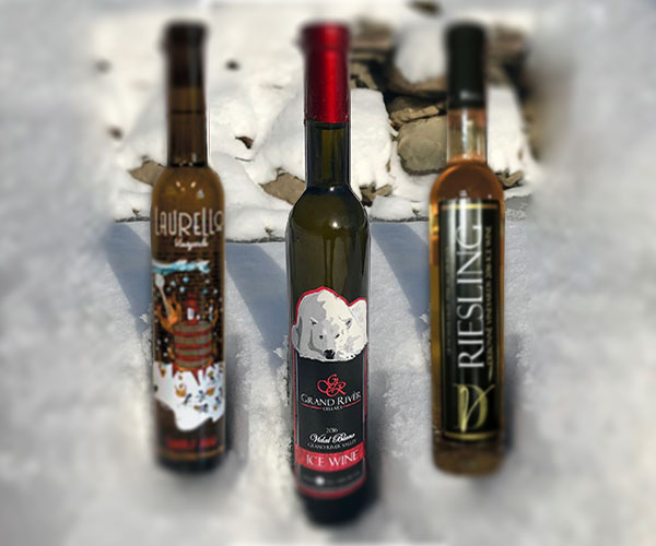Three Sips You Have To Try At The Ice Wine Festival
