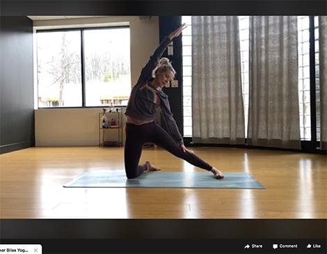 Inner Bliss Yoga Studio