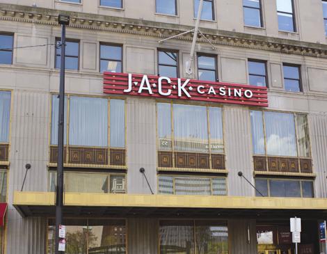 JACK Casino 2018