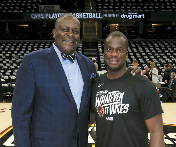 Lessons From A Basketball Life: Jim And Kendall Chones