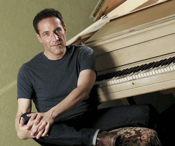Grammy-Nominee Jim Brickman Hosts Local Boot Camp