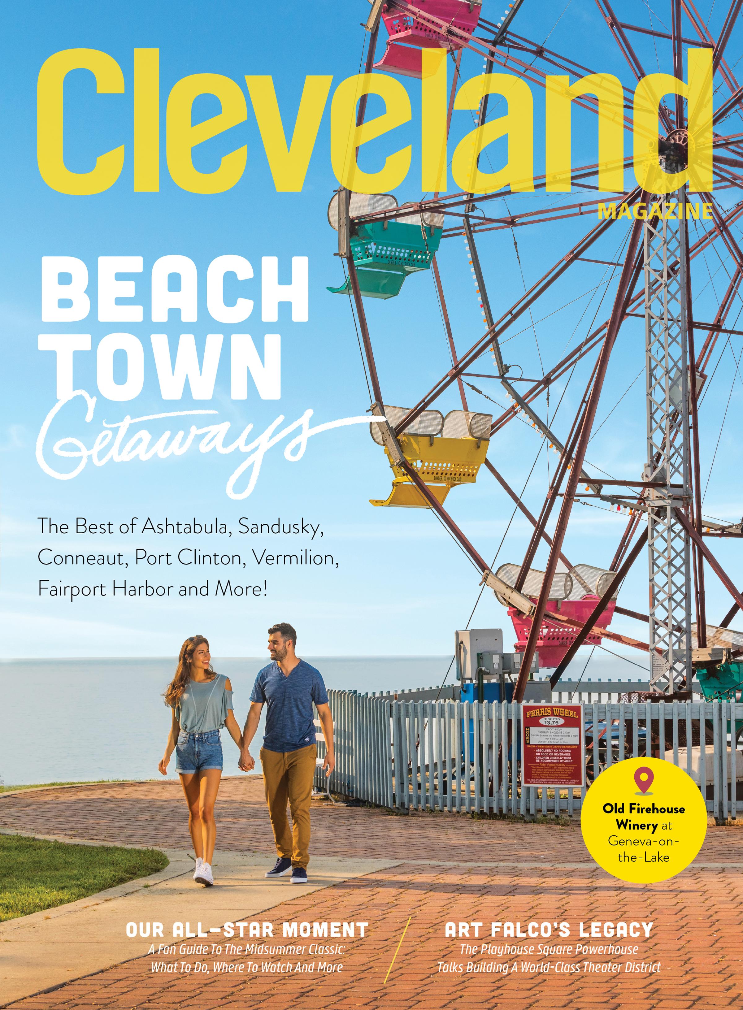 July Cleveland Magazine 2019