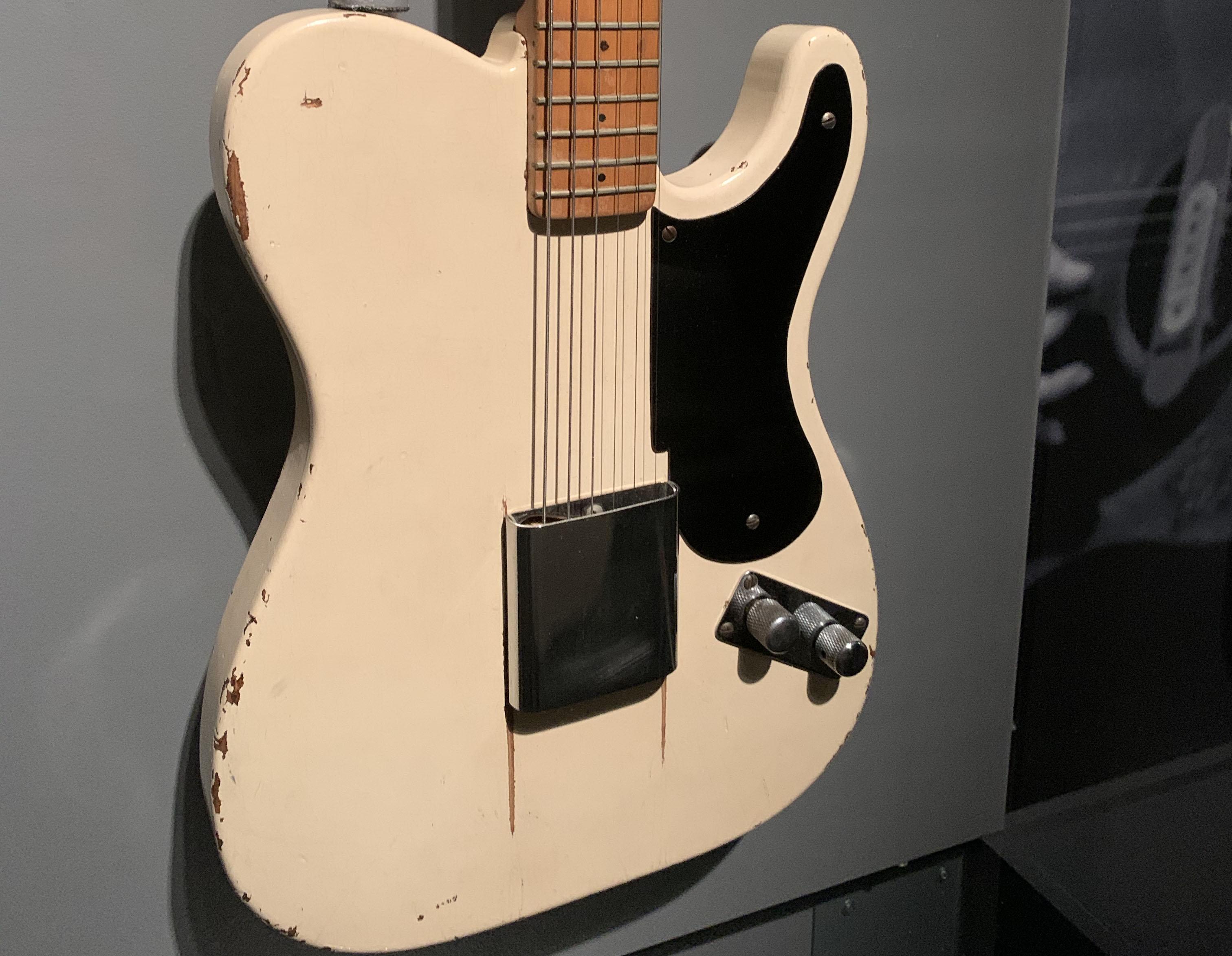 Leo Fender's 1949 Prototype