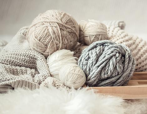 Knitting - cover