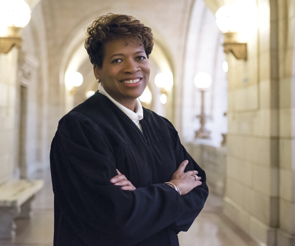 Melody Stewart Brings Diversity To A Right-Leaning Court