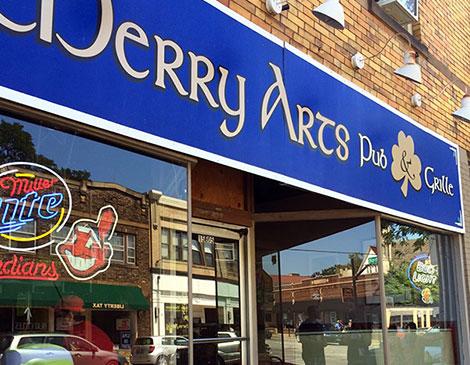 Merry Arts Pub & Grill
