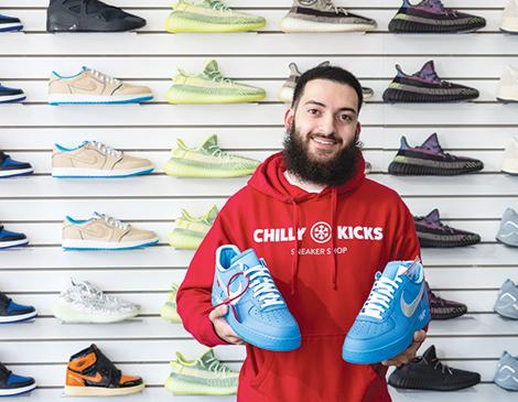 Mo Darowich: Chilly Kicks