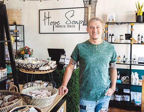 Nathan Walden: Hope Soap