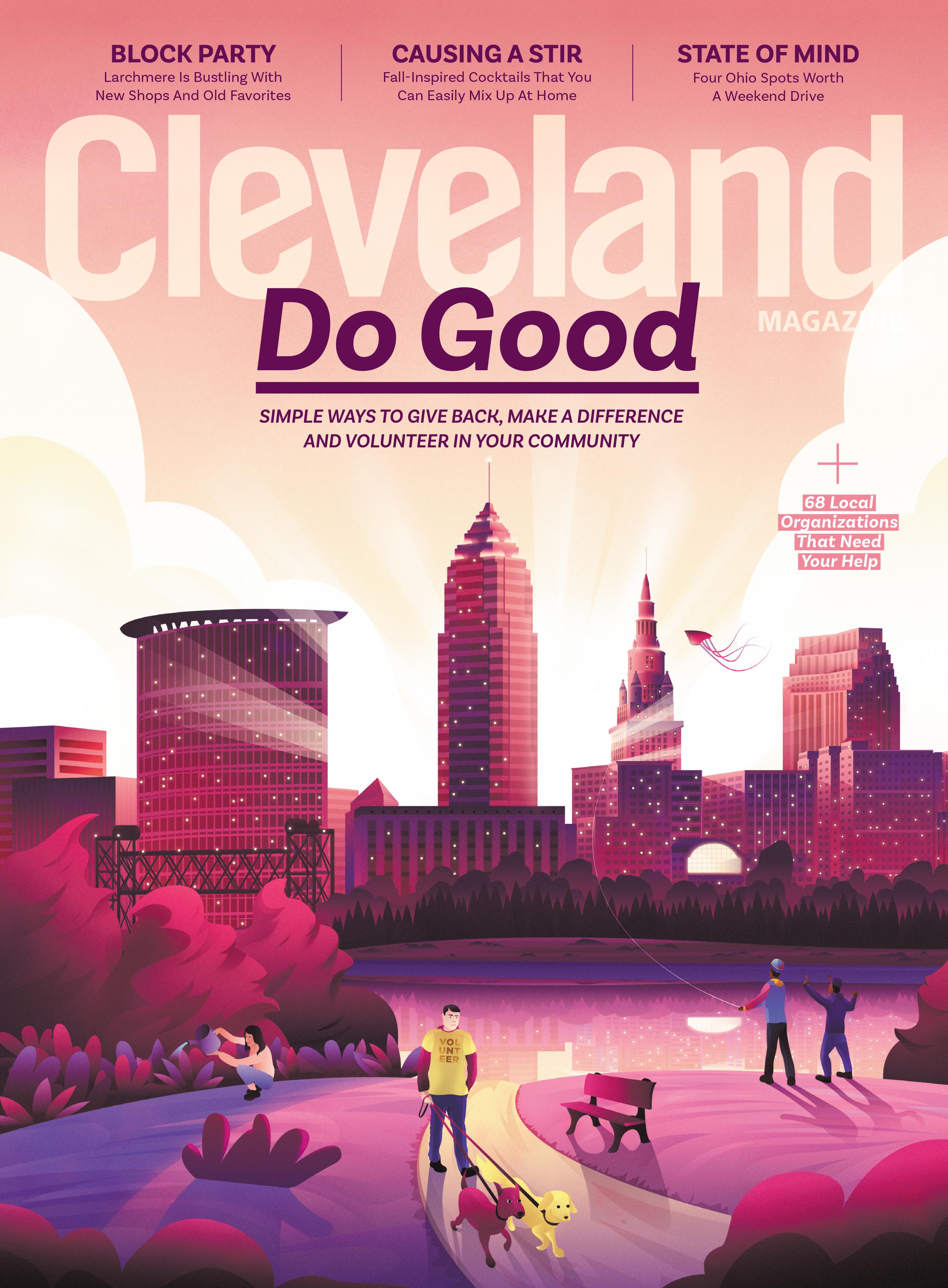 November 2020 Cleveland Magazine