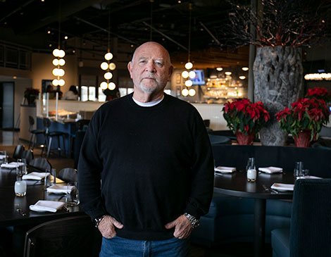 Owner Brad Friedlander has been in the restaurant business since 1980 when he first opened Lopez y Gonzlaez in Cleveland Heights.
