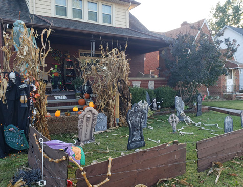 Parma Haunted House
