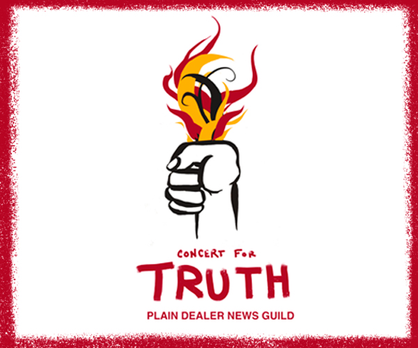 Concert For Truth Fights For PD News Guild