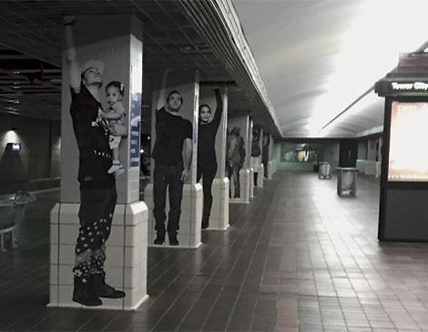 Peter Larson's Mural