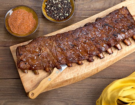 A Clevelander's Guide To Cooking Ribs