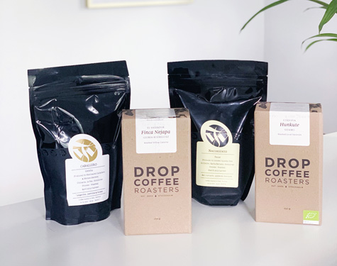 Pour Coffee Subscription