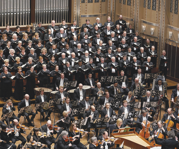 Date Night: Behold Joy At The Cleveland Orchestra