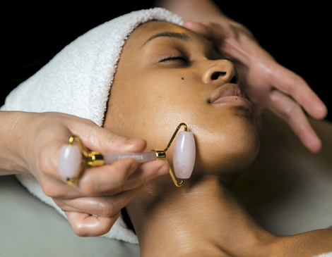 Roll up to this Aurora spa to return to a more youthful state.