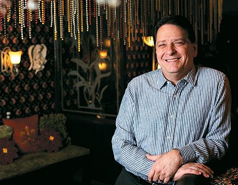 Scott Phillips, Guarino's
