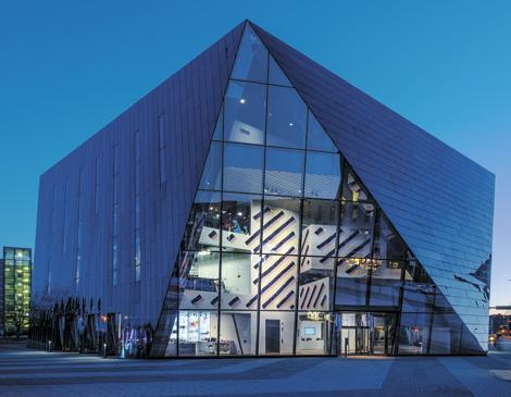 MOCA Cleveland Celebrates Its 50th Anniversary