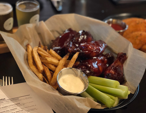 Southern Tier Cleveland Chicken Wings
