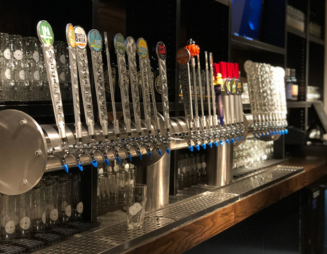 Southern Tier Cleveland Taps