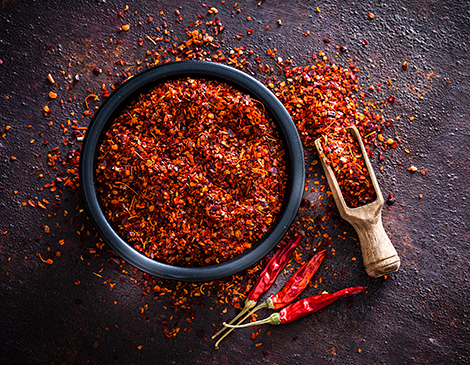 Spices and marinades