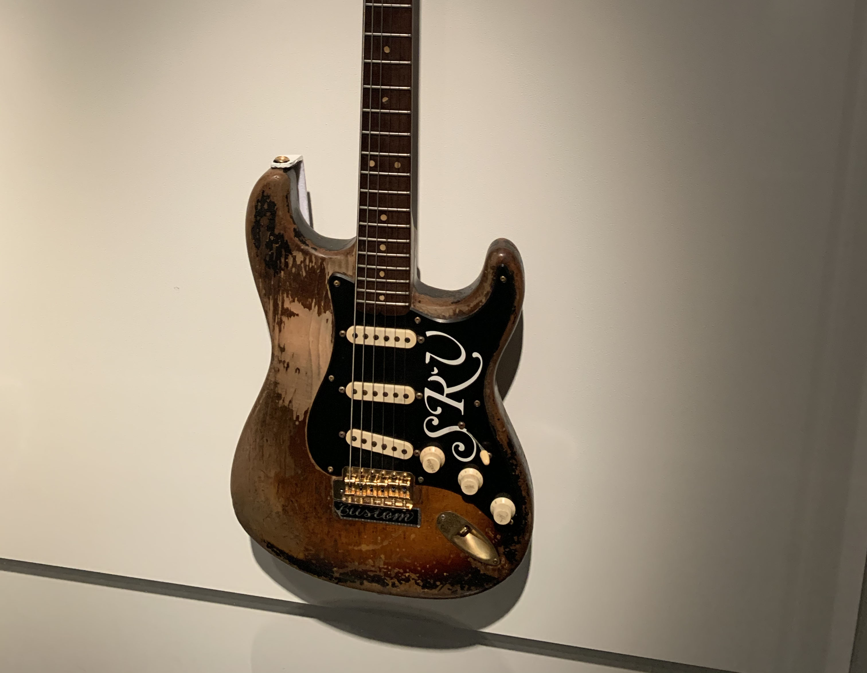 Stevie Ray Vaughan Number One