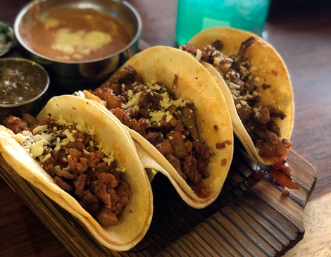 Tacologist Concocts Solid Street Tacos