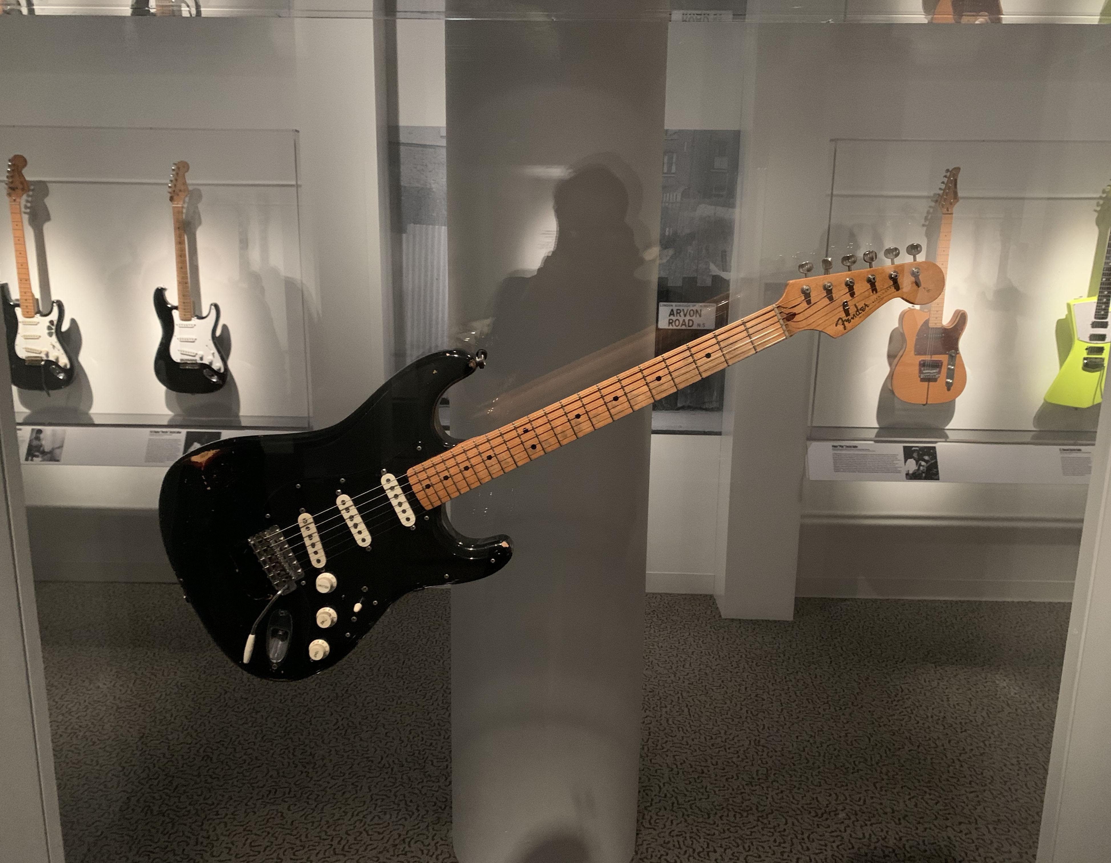 The Black Strat David Gilmour Pink Floyd