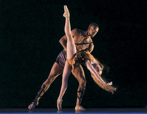 Three National Dance Month Performances