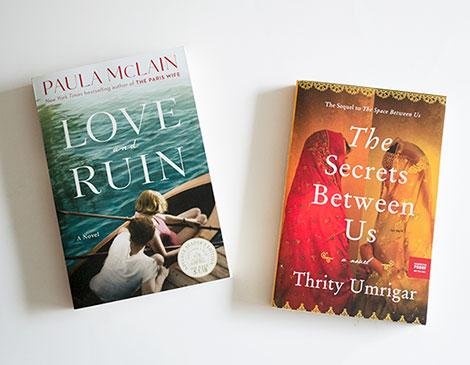 Thrity Umrigar & Paula McLain