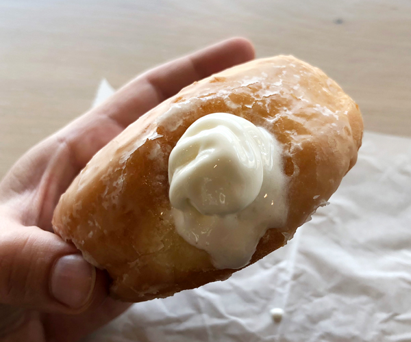 Best Of Cleveland: Ice Cream-Filled Doughnuts
