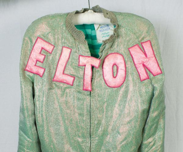 Elton John Shines Bright