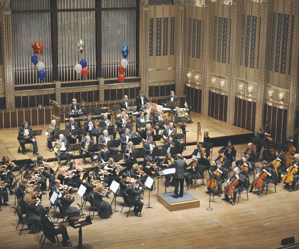 A Closer Look at the Cleveland Pops Orchestra