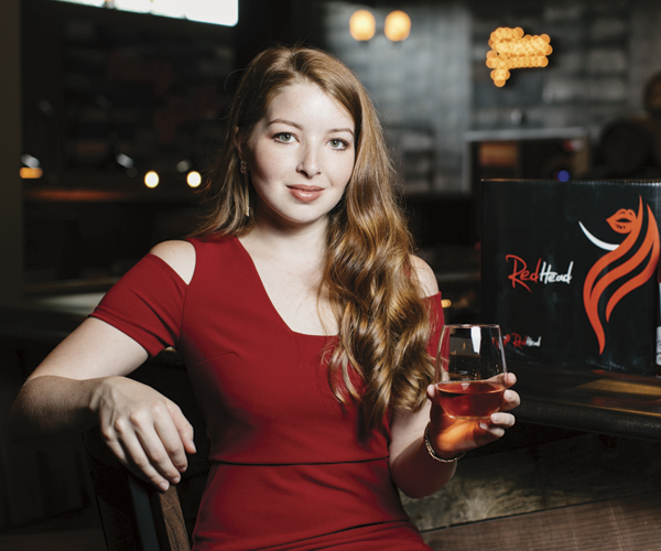 RedHead Wine CEO Embraces Tradition