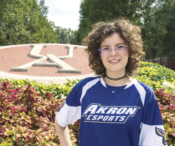 U of Akron Levels Up Esports Program