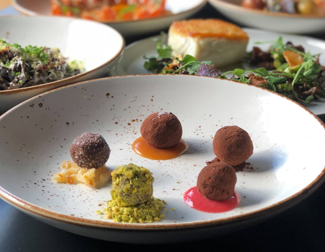 Best Restaurants: Trio