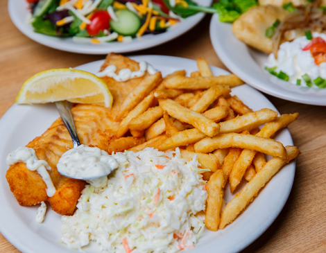 Fish Fry We Love: Union House Bar & Restaurant