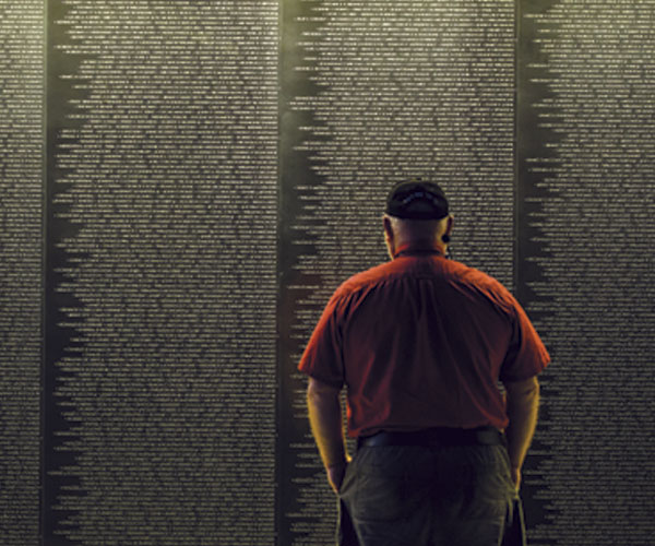 The Wall That Heals Is Cathartic For Local Vets