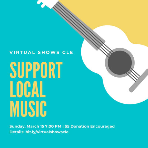 Virtual Shows CLE
