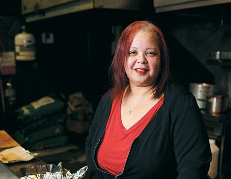 Vanessa Whitmore, Whitmore's Bar-B-Q