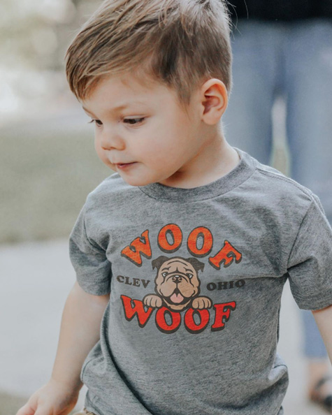 Woof Woof T-Shirt, Where I'm From